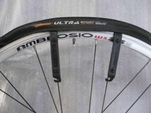 polkupyörän sisäkumin koko